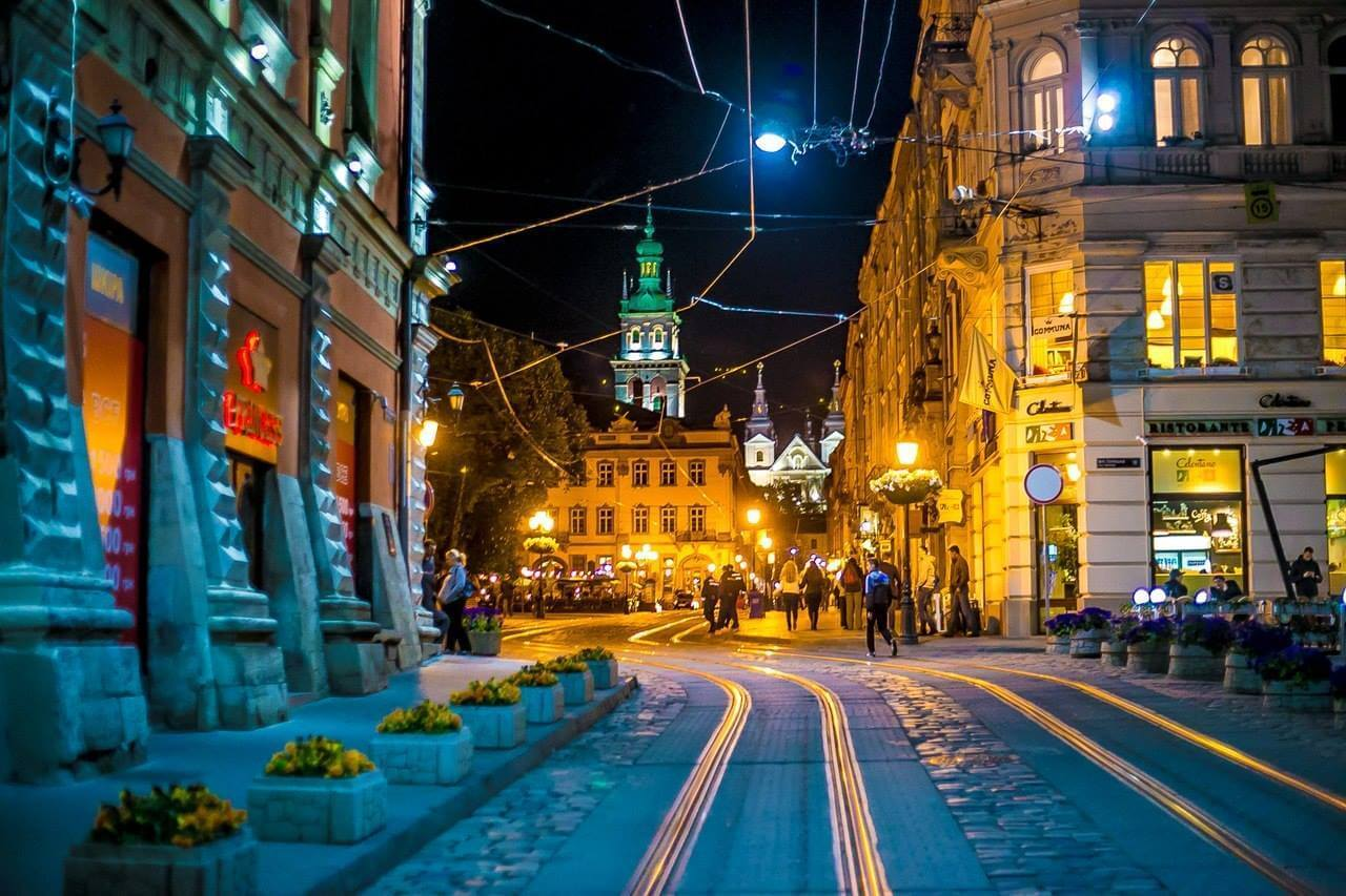 Visit Lviv, weekend sex tour.